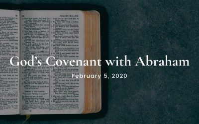 God's Covenant with Abraham
